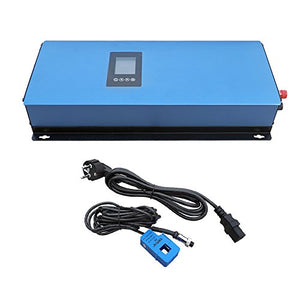 ECO LLC 2000W Power Grid Tie Inverter & Limiter Battery Model for Solar System Home