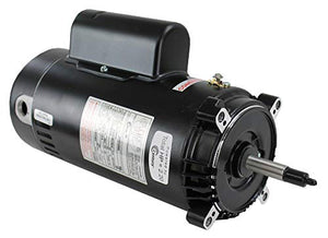 636643 A.O. Smith Century UST1202 Up-Rated 2HP 3,450 RPM C-Face 1 Speed Pool Pump Motor