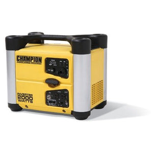 1600/2000 Watt Inverter Generator in Yellow
