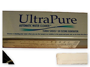UltraPure UPP15 SPP15 Ozone Pool Spa Purifier 1503100 Ultra Pure - Saltwater Alt