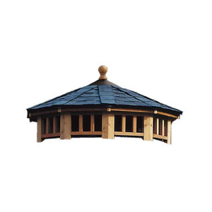 Handy Home Products San Marino 2-Tier Roof for 10-Foot Gazebo