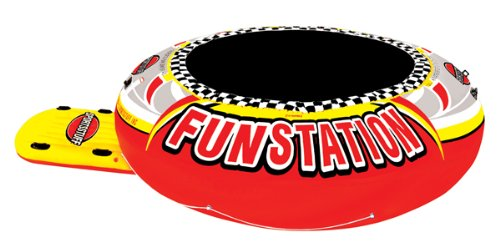SPORTSSTUFF 58-1015, 10' PVC Funstation Bouncer