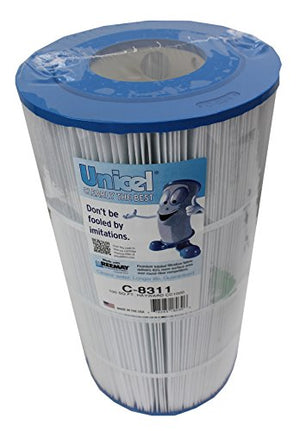 4) New Unicel C-8311 Spa Replacement Cartridge Filters 100 Sq Ft Hayward Xstream