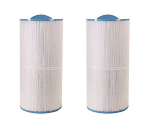 2) Unicel C-8399 Replacement Cartridge Filters 100 Sq Ft Caldera Spas PCD100W