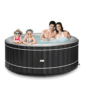 Hulaloveshop 4-Person Portable Outdoor Spa US Ship 5-7 Days