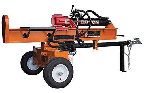 Brave Vh1730gc Auto Return Log Splitter, 30 Ton