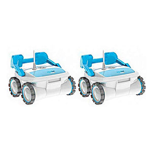 Aquabot Breeze 4WD In-Ground Automatic Robotic Swimming Pool Cleaner, ABREEZ4WD (2 Pack)