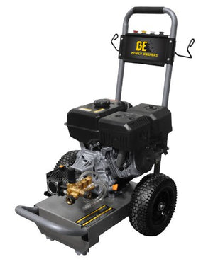 B E Pressure B4015RA Gas Powered Pressure Washer, 15 hp, 4000 PSI, 4 GPM