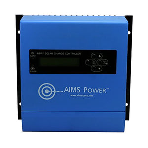 Aims Power SCC60AMPPT, 60 Amp Solar Charge Controller 12/24/36/48V
