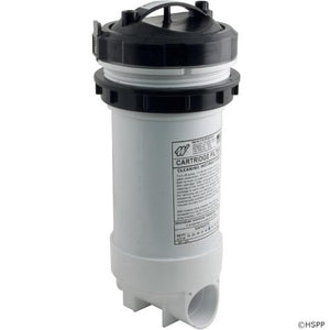 "Waterway Plastics 502-5010 Top Load 2"" Complete Filter with Bypass, 50 sq. ft."