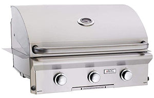 AOG American Outdoor Grill 30NBL-00SP L-Series 30 Inch Built-In Natural Gas Grill