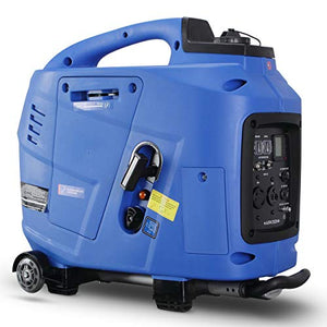 ARKSEN 3600W Peak 3000W Rated Portable Gas-Powered Inverter Generator RV Ready CARB EPA Compliant w/Handle