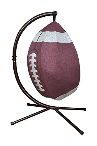 Flower House A-FHFB100 Football Hanging Chair, Multicolor