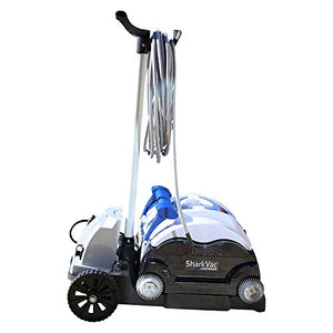 Hayward SharkVac Automatic Robotic Pool Cleaner with Caddy Cart | RC9742CUBY (6 Pack)