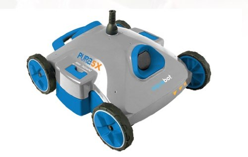 AquaBot Pura 5X Robotic Swimming Pool Cleaner AJET124