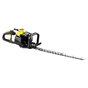 "Skroutz Gas 2 Cycle Hedge Trimmers 22"" Dual Sided Hedge Trimmer 23CC Outdoor Gardening Equipment"