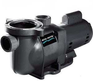 Pentair Sta-Rite 5PHK2E6G-104 SuperMax High Performance Pump, 2 HP, 50-Hertz