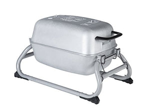 PK Grills PKGO-SS-X Original Grill and Smoker, Silver