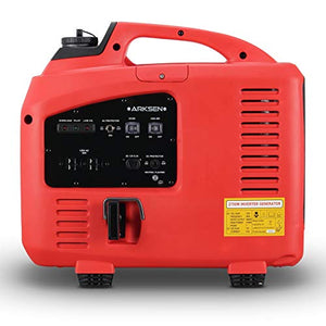 ARKSEN 2750 Watt Peak Gasoline Portable Generator Gas Powered 4 Stroke 125cc Single Cylinder EPA CARB Compliant