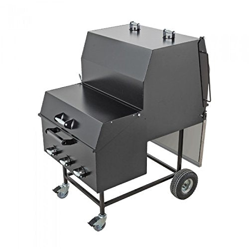 The Good One Marshall Generation III Smoker & Grill