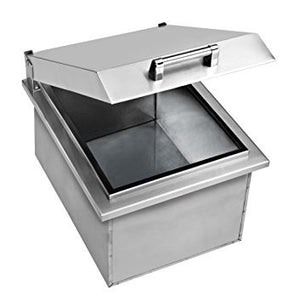 "Delta Heat 20"" x 15"" Drop-In Cooler"