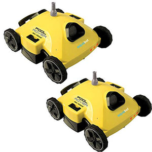 Aquabot Pool Rover S2-50 Robotic Cleaner For Above/In-Ground Pools | AJET122 (2 Pack)