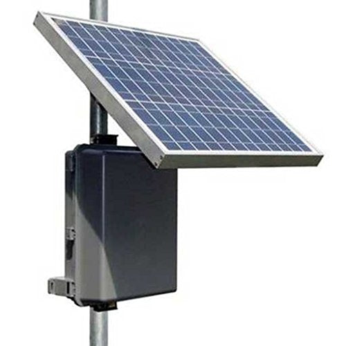 Tycon RPPL24-18-30 8W Continuous Solar Remote Power System with 24V Battery