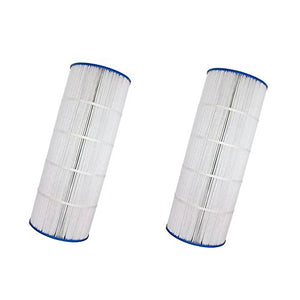 2-Pack Unicel Jandy Replacement Swimming Pool Or Spa Filter Cartridges | C7482