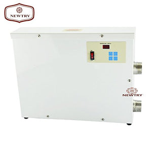 24KW 380V Commercial Electric Water Thermostat Temperature Controller for Swimming Pool & SPA Bathe for Keeping the Temperature of 24m³ of Water