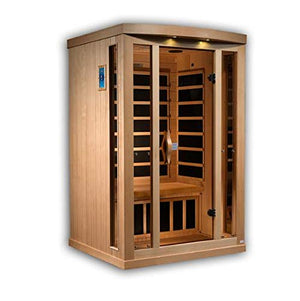 2 Person Reserve Edition Near Zero EMF Infrared Sauna GDI-8020-01