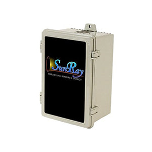 Natural Current SOLFLO-PCA-120BLS-M2S Sunray Solar DC Controller