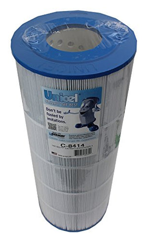 Unicel 2 C-8414 Replacement Cartridge Filters 150 Sq Ft Waterway Clearwater II