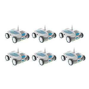 Aquabot Breeze XLS In-Ground Auto Robotic Swimming Pool Vacuum Cleaner (6 Pack)