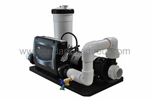 Northern Lights Group Balboa Spa System - 1.5 HP Pump, 5.5 Kw Heater, 50 ft