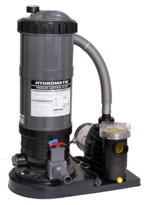 Blue Wave 90-Square Feet Cartridge Filter System with 1 HP Pump