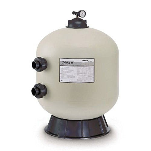 Pentair 140236 Triton II Side Mount TR40 Fiberglass Sand Filter without Valve