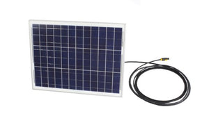 20 Watt Solar Panel for Residential & Pro Pynamite Mosquito Misting System