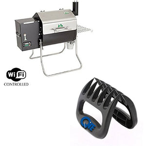 Davy Crockett GMG Pellet Grill With BBQ Claws Combo Pack