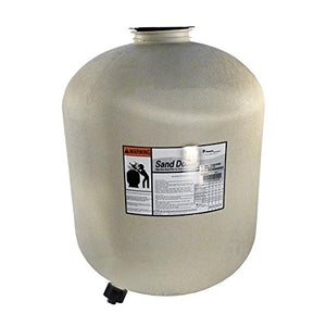 Pentair 145330 Almond Tank with Internals Replacement Sand Dollar SD60 Aboveground Pool and Spa Sand Filter