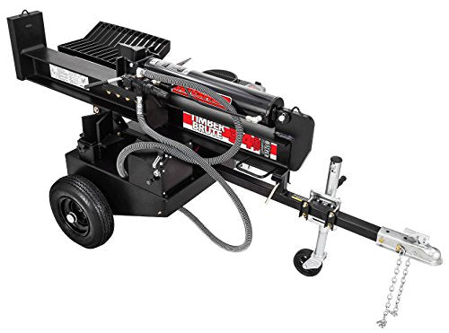Swisher LSED14534 34 Ton Timber Brute Commercial Pro 14.5 hp Log Splitter, Black