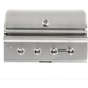 Coyote C-series 36-inch 4-burner Built-in Propane Gas Grill - C1c36lp