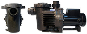 PerformancePro Artesian2 HF 1 HP 9840GPH @ 13 Feet Head External Pond Pump w/cord A2-1-HF-C