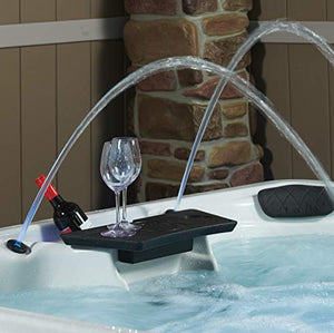 Essential Hot Tubs 30-Jet 2020 Adelaide Hot Tub, Seats 5-6, Espresso
