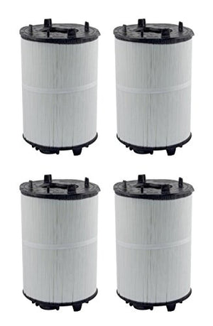 4) Sta-Rite 27002-0100S System 2 3 PLM100 Module Cartridge Filters 270020100S