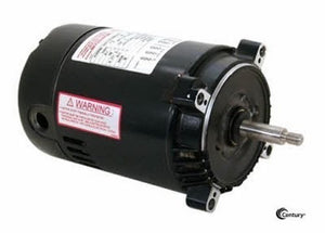 1 hp 3450rpm 56J Frame 230/460 Volts Three Phase Pump Motor - AO Smith Electric Motor # T3102 by AO Smith