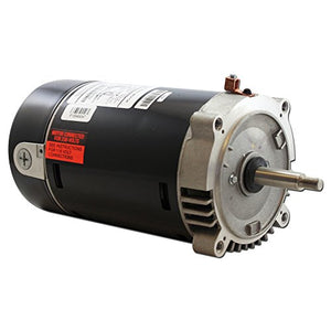 US Motors 1.65 Total HorsePower Standard 56J C-Flange Replacement Swimming Pool Pump Motor - AST165