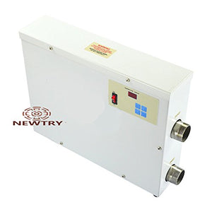 40KW 380V Commercial Electric Water Thermostat Heater Temperature Controller for Swimming Pool & SPA Bathe