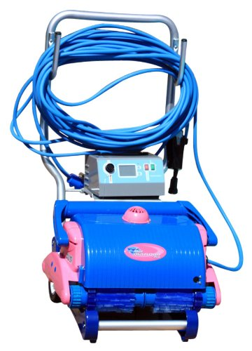 Water Tech Blue Diamond RC Robotic Pool Cleaner with Cart
