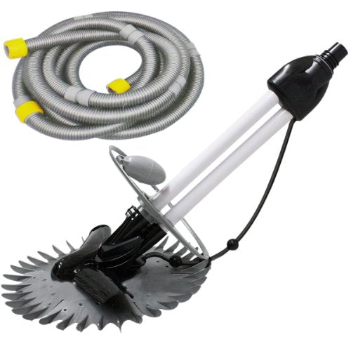 Stingray In Ground Automatic Swimming Pool Cleaner Hover Vacuum w/ 33FT Hose