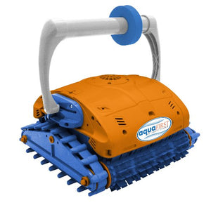 Blue Wave NE3300F Aquafirst Premium Robotic Wall Climber Cleaner for In-Ground Pools